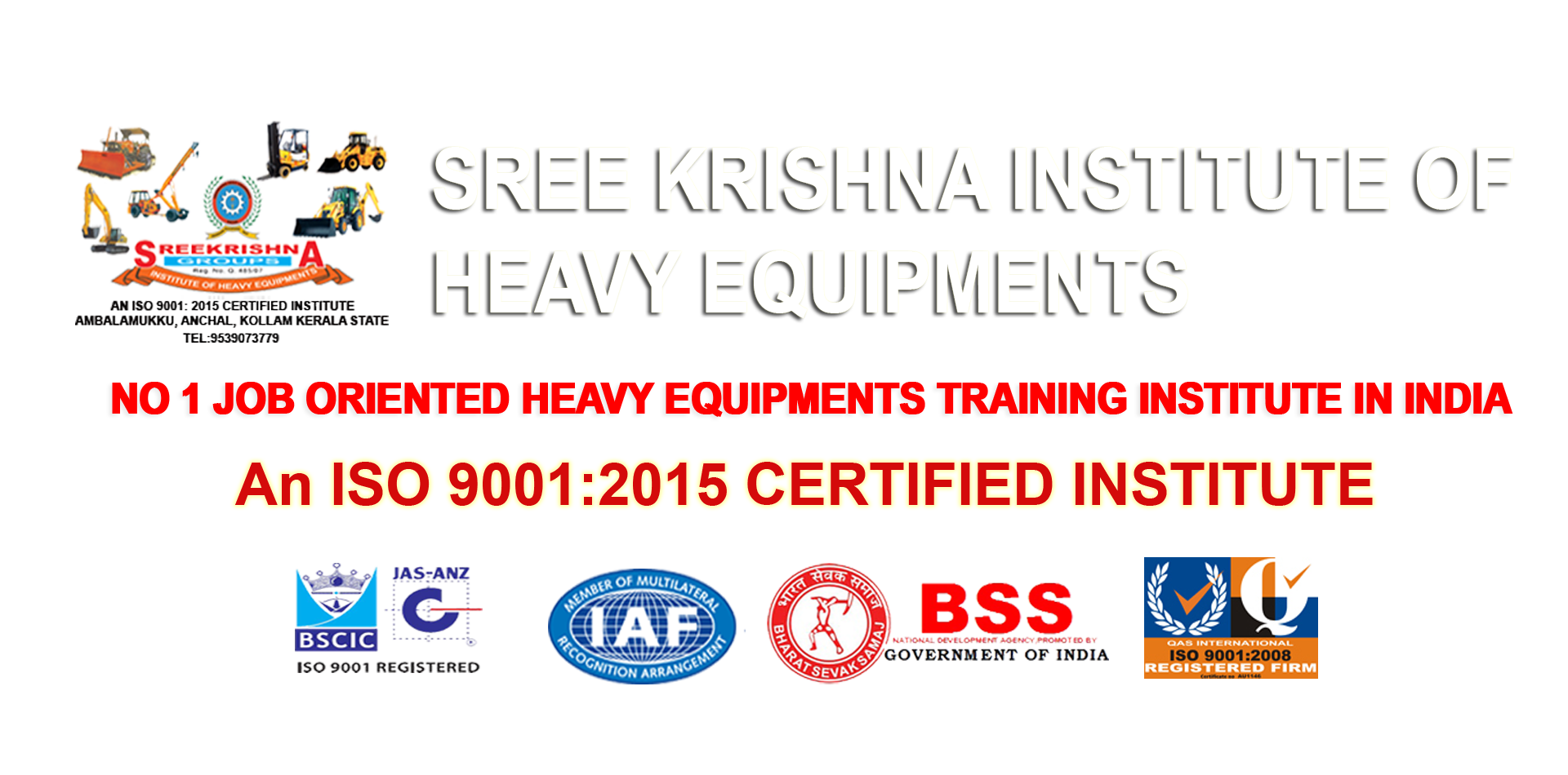 Sreekrishna Institute of Heavy Equipments